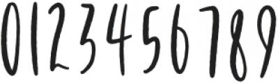 DTC September Baby Regular otf (400) Font OTHER CHARS