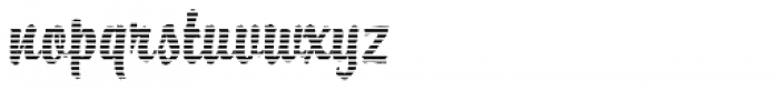DTC Brody M02 Font LOWERCASE