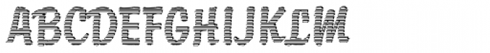 DTC Brody M07 Font UPPERCASE