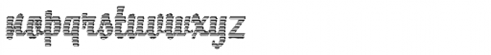 DTC Brody M07 Font LOWERCASE