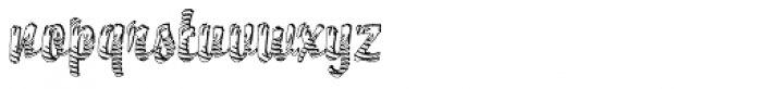 DTC Brody M24 Font LOWERCASE
