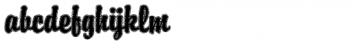 DTC Brody M40 Font LOWERCASE