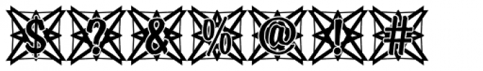 DTC Brody M49 Font OTHER CHARS