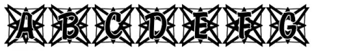 DTC Brody M49 Font UPPERCASE
