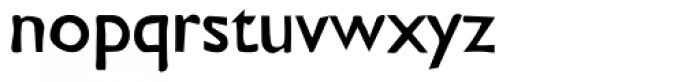 DTC Dirty M24 Font LOWERCASE