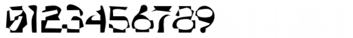 DTC Dirty M47 Font OTHER CHARS