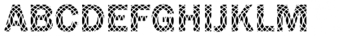 DTC Franklin Gothic M36 Font UPPERCASE