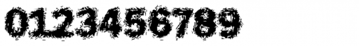 DTC Funky M15 Font OTHER CHARS