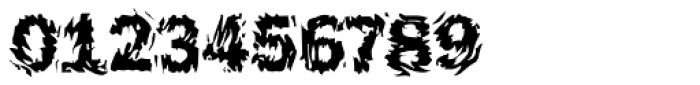DTC Funky M19 Font OTHER CHARS