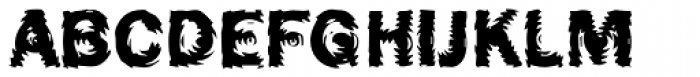 DTC Funky M21 Font UPPERCASE