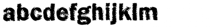DTC Funky M21 Font LOWERCASE