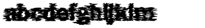 DTC Funky M24 Font LOWERCASE