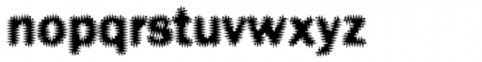 DTC Funky M30 Font LOWERCASE
