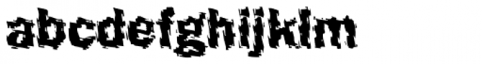 DTC Funky M44 Font LOWERCASE