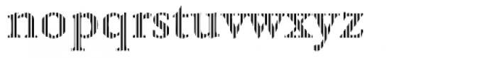 DTC Garamond M01 Font LOWERCASE