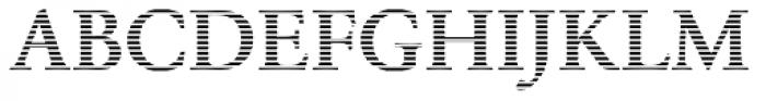 DTC Garamond M02 Font UPPERCASE