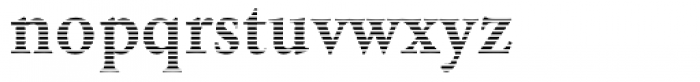 DTC Garamond M02 Font LOWERCASE