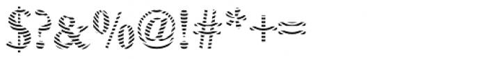 DTC Garamond M06 Font OTHER CHARS