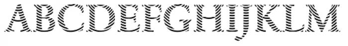 DTC Garamond M06 Font UPPERCASE