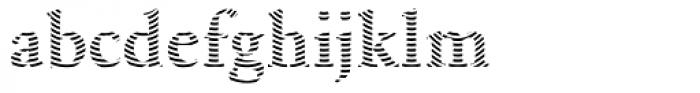 DTC Garamond M06 Font LOWERCASE
