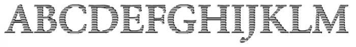 DTC Garamond M07 Font UPPERCASE
