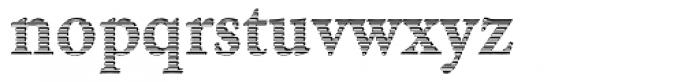 DTC Garamond M07 Font LOWERCASE
