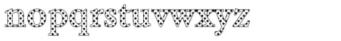 DTC Garamond M08 Font LOWERCASE