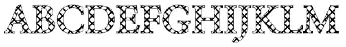 DTC Garamond M10 Font UPPERCASE