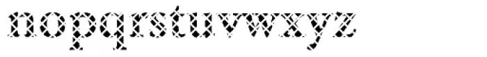 DTC Garamond M14 Font LOWERCASE