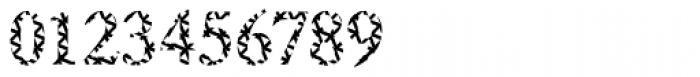 DTC Garamond M16 Font OTHER CHARS