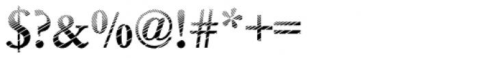 DTC Garamond M20 Font OTHER CHARS