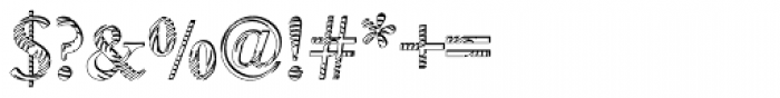 DTC Garamond M24 Font OTHER CHARS