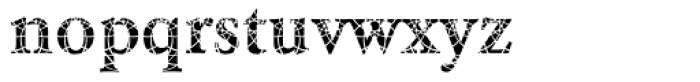 DTC Garamond M29 Font LOWERCASE