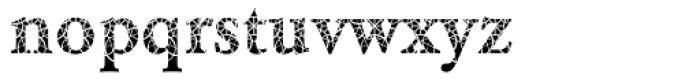 DTC Garamond M30 Font LOWERCASE