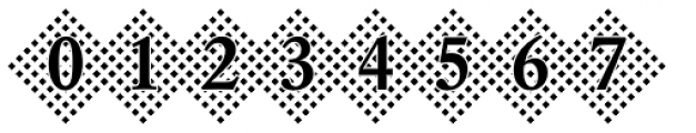 DTC Garamond M45 Font OTHER CHARS