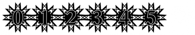 DTC Garamond M50 Font OTHER CHARS