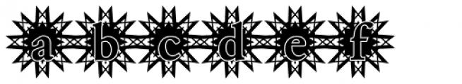 DTC Garamond M50 Font LOWERCASE