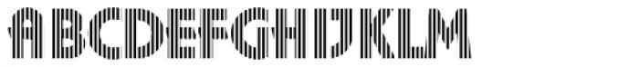 DTC Plaza M01 Font LOWERCASE