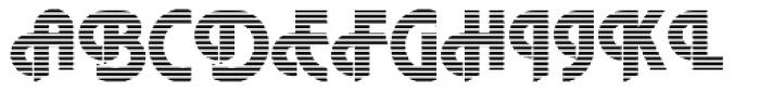 DTC Plaza M02 Font UPPERCASE