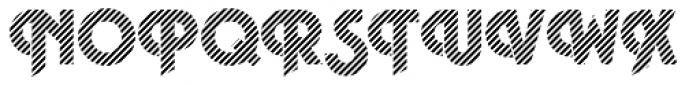 DTC Plaza M04 Font UPPERCASE