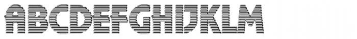 DTC Plaza M07 Font LOWERCASE