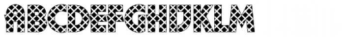DTC Plaza M09 Font LOWERCASE