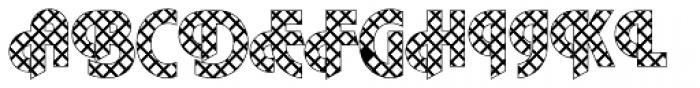 DTC Plaza M10 Font UPPERCASE