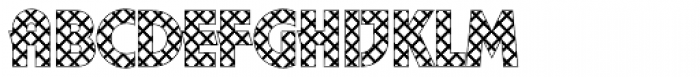 DTC Plaza M10 Font LOWERCASE