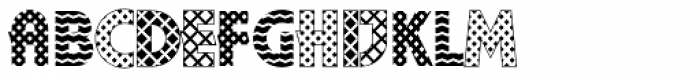 DTC Plaza M11 Font LOWERCASE