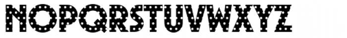 DTC Plaza M15 Font LOWERCASE