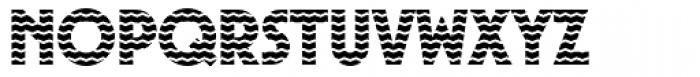 DTC Plaza M17 Font LOWERCASE