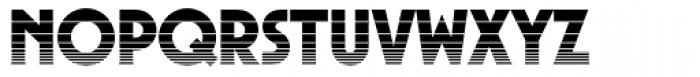 DTC Plaza M19 Font LOWERCASE