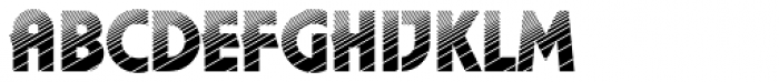 DTC Plaza M20 Font LOWERCASE