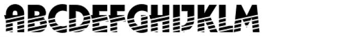 DTC Plaza M21 Font LOWERCASE
